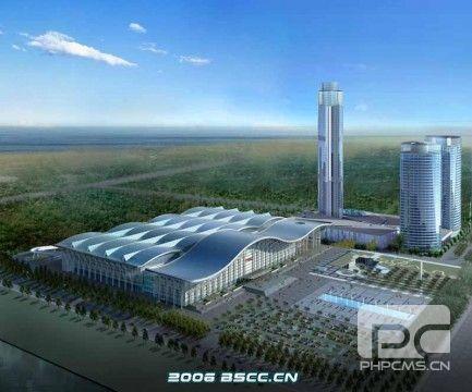 上海国际会展中心  湖南国际会展中心介绍  青岛国际会展中心   烟台