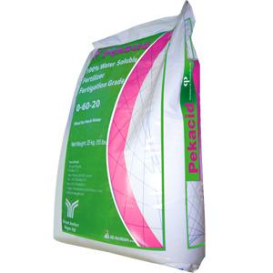 诺普丰Pekacid 0-60-20酸性磷钾肥