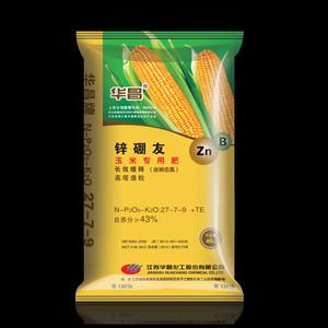 锌硼友  玉米专用肥(27-7-9)