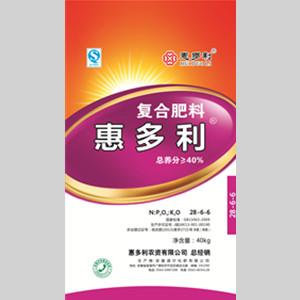惠多利40%含氯复合肥(28-6-6)
