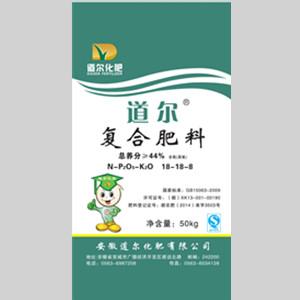 道尔44%含氯复合肥(18-18-8)