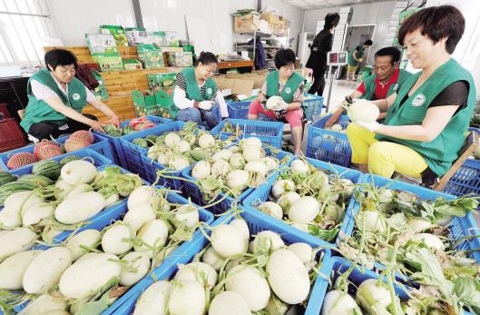 农产品经营困局有三大因素