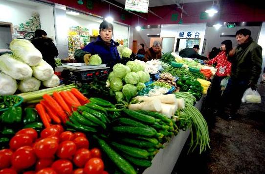 蔬菜销售有技巧