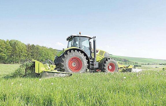 现代农机,点亮智慧农业