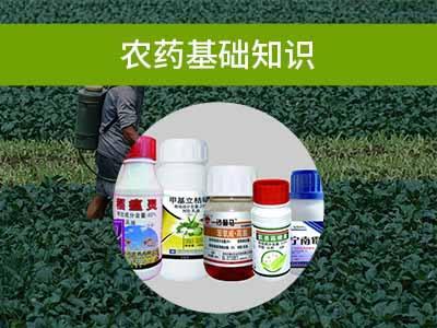 农药基础知识
