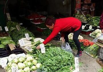 商务部:预计春节前农产品价格有一定幅度上涨