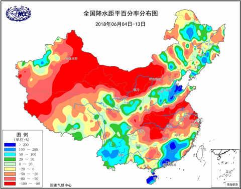 南方梅雨季将至