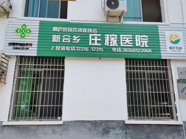 新合乡新型庄稼医院