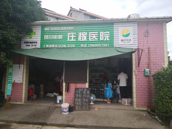 凤川街道新型庄稼医院医院