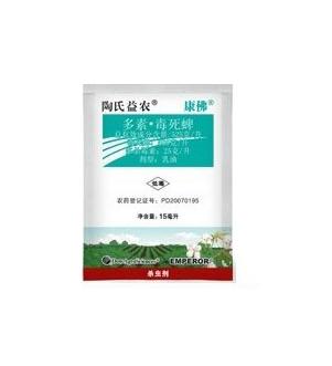 多素·毒死蜱(康佛®)